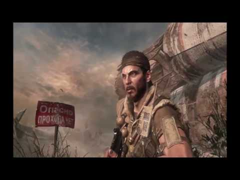 Call of Duty Black Ops Mision Infiltrate Baikonur Cosmodrome