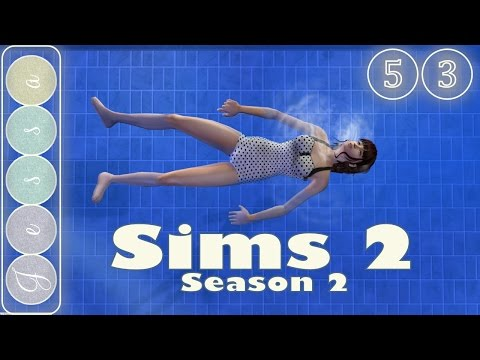 ❺❸ Let's Play The Sims 2 with Mods and CC, Part 53 ~ Series Finale, A Day at Barrington Hall, Part 2