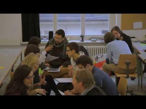 Movie: Design Workshop Zurich FORTH method