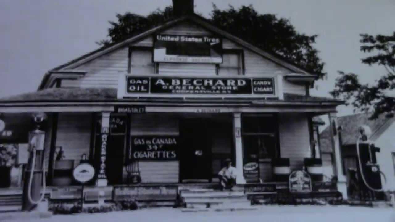 Bechard Family History  7-29-15