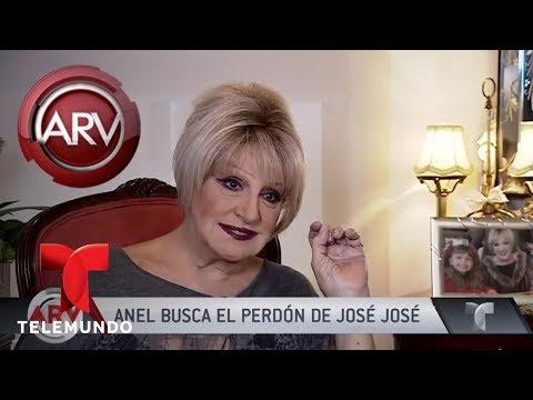 Ex esposa de José José clama su perdón | Al Rojo Vivo | Telemundo