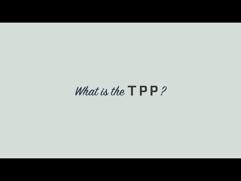 What is the Trans-Pacific Partnership?