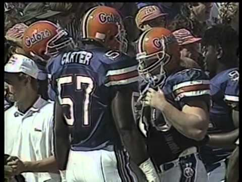 Brad Culpepper (Florida) Highlights - 1991 Campbell Trophy winner
