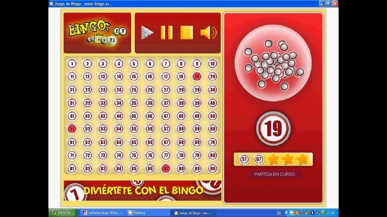 Jugar Bingo Gratis