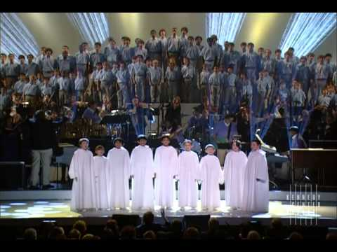 Love and Mercy (Brian Wilson Tribute) - Libera - 2007 Kennedy Center Honors