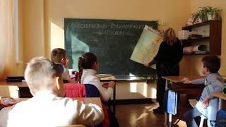 """""""Бескорыстные взаимоотношения благословенны""""  - Урок Воскресной школы - класс 7 лет"""