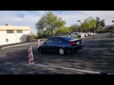 3 Point Parking in Arizona state Phoenix