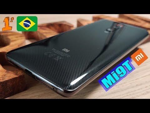 ★ Xiaomi Mi 9T Global (Redmi K20) Carbon Black - Primeiro Brasileiro A Realizar O Unboxing!!!