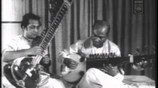 Ravi Shankar & Ali Akbar Khan - Raga Lalit - Live