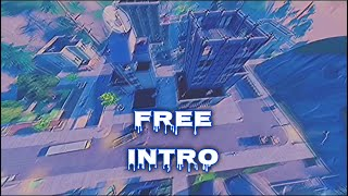 FREE FORTNITE INTRO - NO TEXT #1 (TÉLÉCHARGER EN DESCRIPTION)