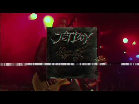 """JETBOY """"Born To Fly"""" Out Now #RockAintDead"""