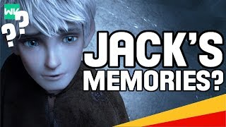 Why Jack Frost Doesn't Have His Memories | Rise of The Guardians: Discovering DreamWorks