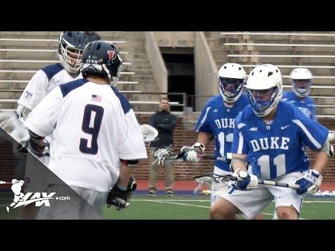 Duke University vs Univ. of Pennsylvania | 2018 College Highlights Mp3