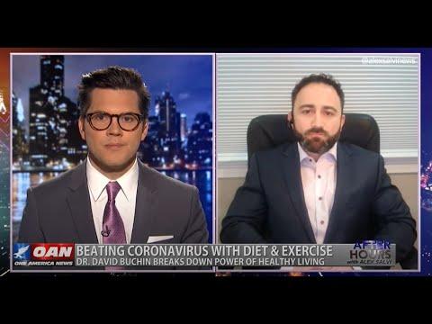 Keeping Healthy During COVID with Dr. David Buchin