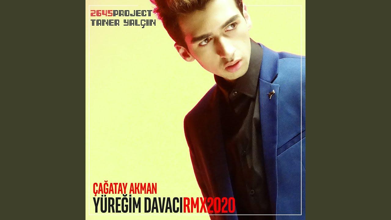 Yüreğim Davacı (Taner Yalçın Remix, 2645 Project, Vol. 3)
