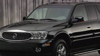 Buick Rainier (2006) Competitive Comparisons