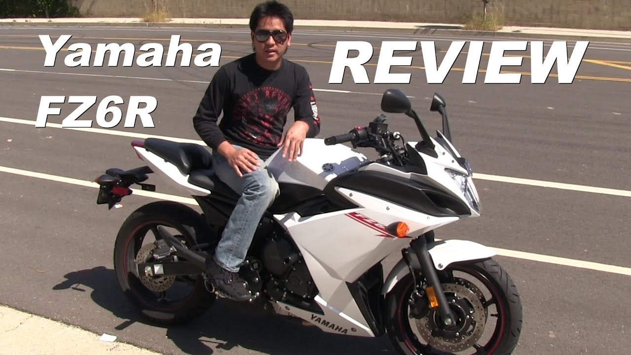 Yamaha FZ6R Review (USA) Yamaha XJ6 Review (Europe) Great Bike ...