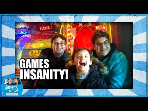 Kids Fun Granville Island - Kids Market Arcade & Games