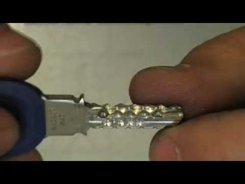 KABA EXPERT BUMPING - Kaba Expert lock opened in 5 seconds!!