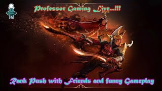Dota 2  live | my Dota life | Professor Gaming Live |  | Road to 2k Subs | Creating team [EN]