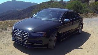 2015 Audi S3 - POV test drive