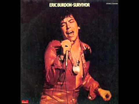 Eric Burdon -- Woman of the rings (1977)