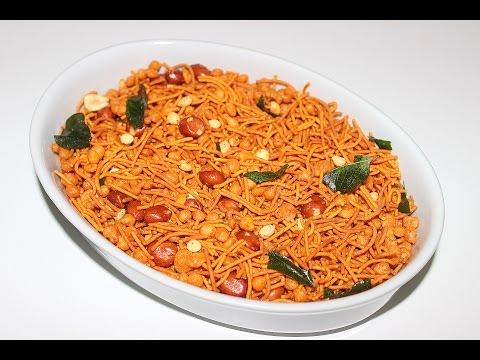 നല്ല എരിവുള്ള നാടൻ മിക്സ്ചർ വളരെ എളുപ്പത്തിൽ വീട്ടിൽ തയ്യാറാക്കാം || Spicy Kerala Mixture