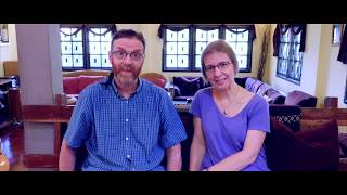 CFC Missionaries - Andrew and Lesley Dornan