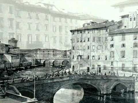 La Vecchia Livorno La Venezia Nuova YouTube