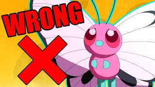 15 Official *WRONG* Shiny Pokemon