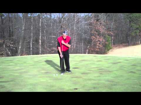 Side saddle / Face on Putting technique with the GP putter. from YouTube · Duration:  4 minutes 14 seconds