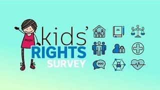 Kids' Rights Survey is now open - Behind the News