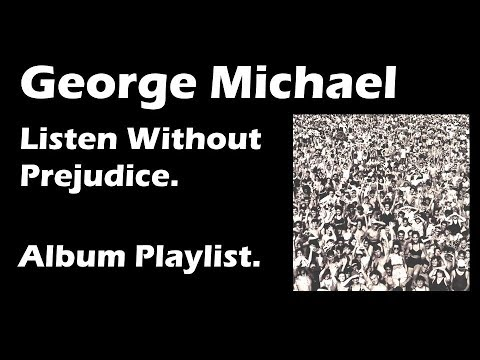 George Michael - Listen Without Prejudice Vol. 1 (1990) Full Album Playlist | By MyCDMusic