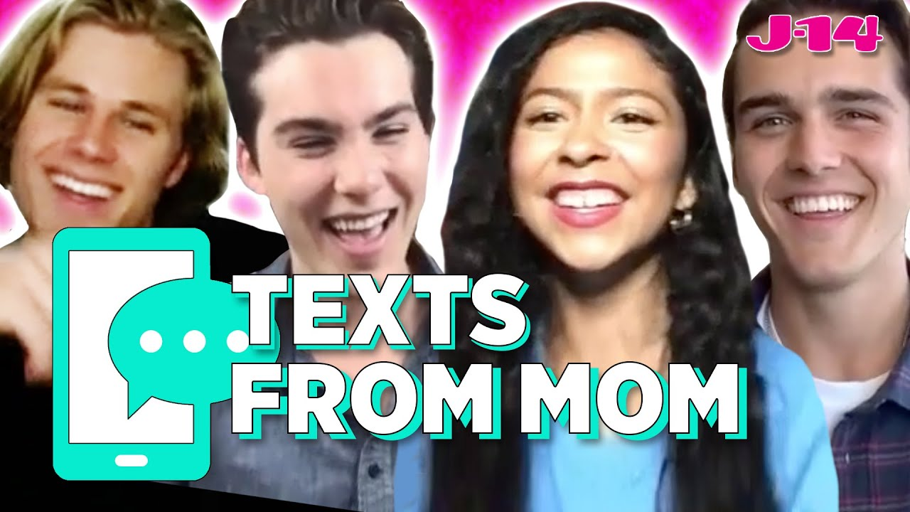Download Netflix's Julie and the Phantoms Cast Reads Texts From Mom