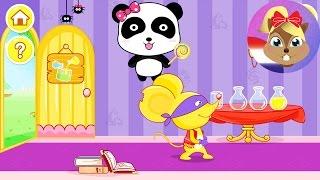 BABY BUS COLOR MIXING STUDIO Nederlands - BABY PANDA VERSTOPT ZICH! App Voor Kinderen