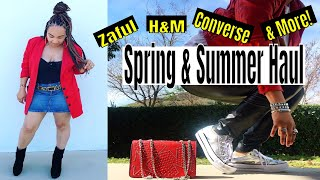 Spring & Summer Zaful Review and Haul + HUGE H&M Sale & More!