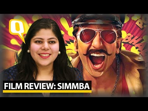 Ranveer Singh Is a Powerhouse of Energy As 'Simmba' | The Quint