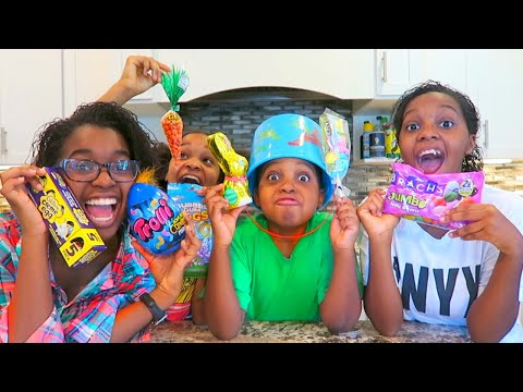 Thumbnail: TOP 10 EASTER CANDY! (YUM)