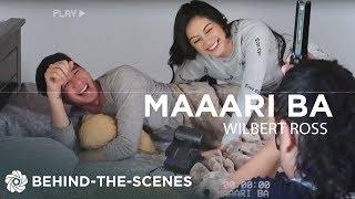 Zeinab Harake naiyak sa MV ng Maaari Ba  Music Video BTS
