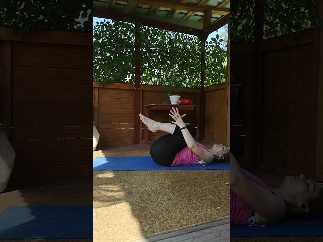 Шилло. Оздоровительная гимнастика. Живица. 12.07.  Упражнения на коврике.