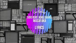 Sido feat. Kool Savas - Masafaka (Lyrics)
