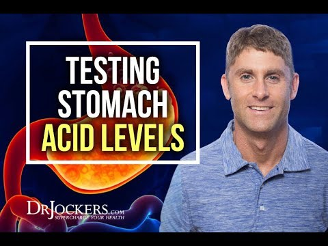 Testing Your Stomach Acid Levels