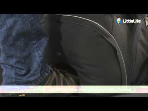 b32ccf73407 LittleLife Cross Country S2 Carrier - Kiddicare - YouTube