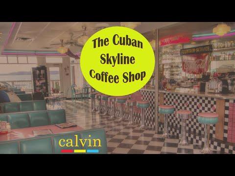 The Cuban Skyline Coffee Shop