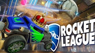 Rocket League Gameplay - JUST DO IT! 4v4 Chaos Multiplayer - Rocket League PC Gameplay Highlights