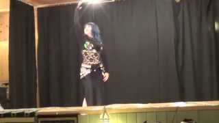 Satanica Metal Belly Dance: Brutal Swing