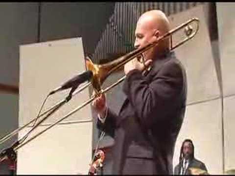 Great Trombone Solo, Jeff Uusitalo - w/ Jack Quinby Orch.