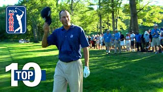 Top 10 All-time shots from THE NORTHERN TRUST