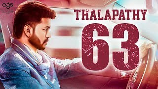 BREAKING: Vijay's Heroine in Atlee Film | Thalapathy 63