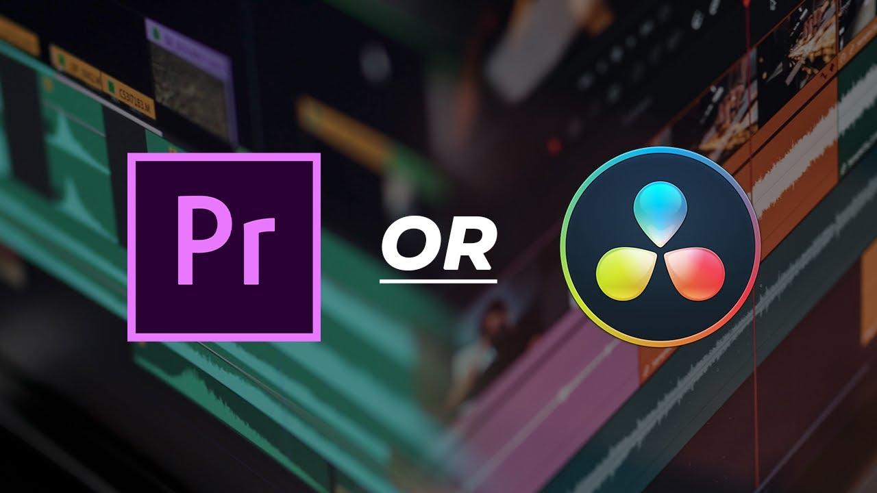 Download Premiere Pro vs Davinci Resolve - Am I Switching???